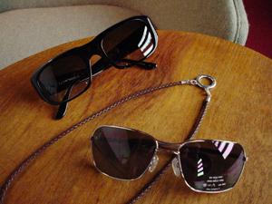マイケル・ケインも愛用のサングラス