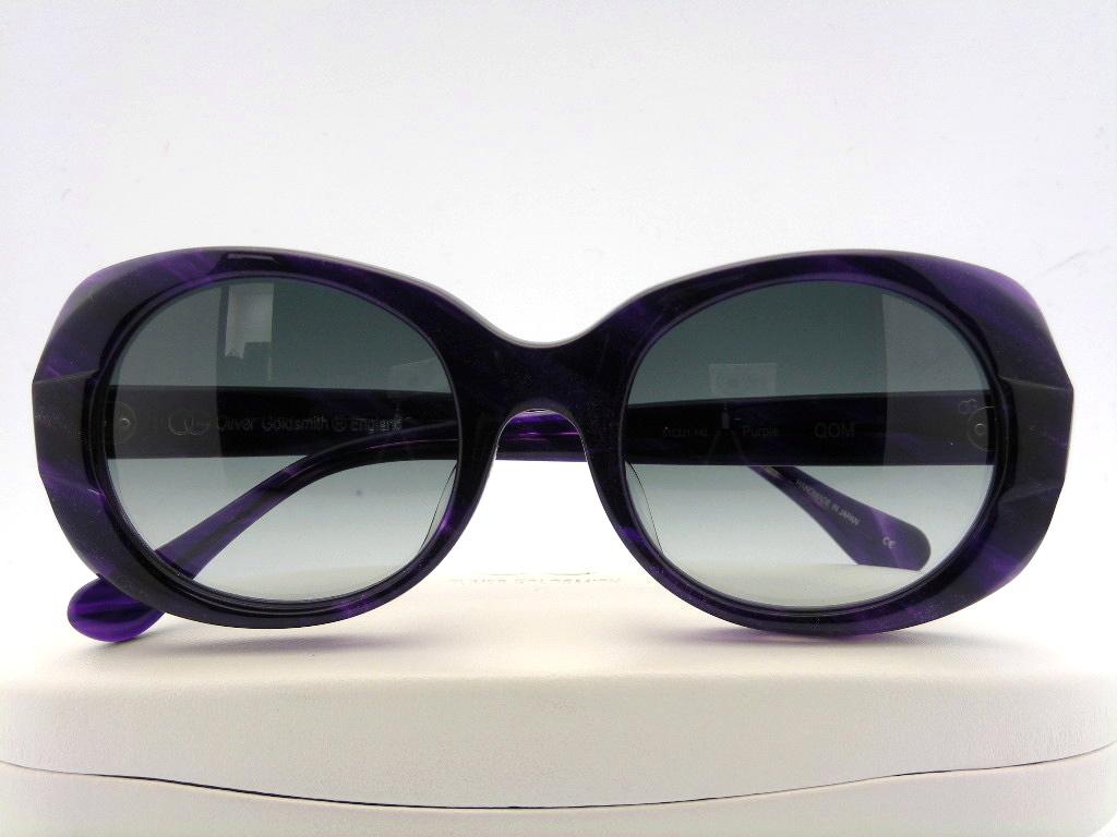 QOM  カラー:Purple