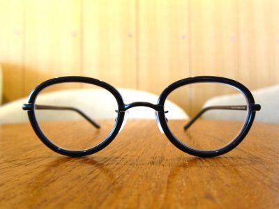 自分流メガネデザイン n8ise  JIRYU