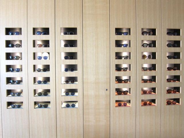 ENALLOIDとOliver Goldsmithのサングラスフェア