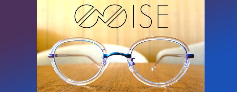 自分流メガネデザイン n8ise(ノイズ)
