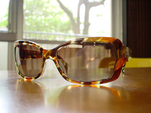 大切な目を紫外線から守る