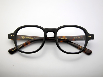 ROBYN color:Black Tortoiseshell