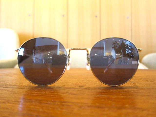 CHARLESGold (Lens : Gray)