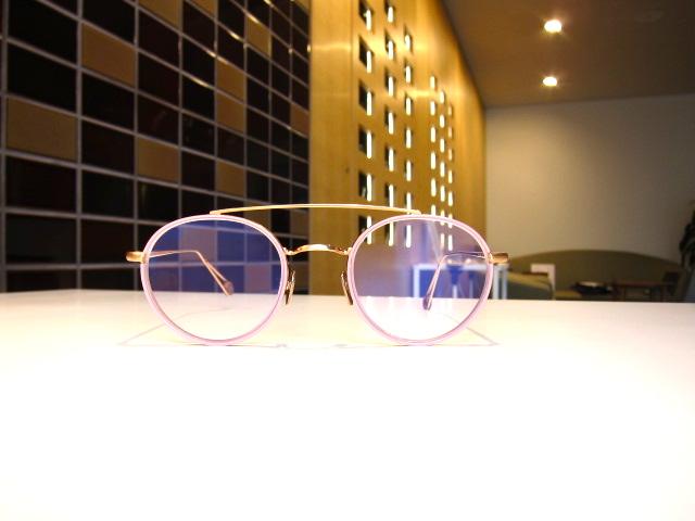 彫金が美しいメガネ LA発ブランド AHLEM(アーレム)
