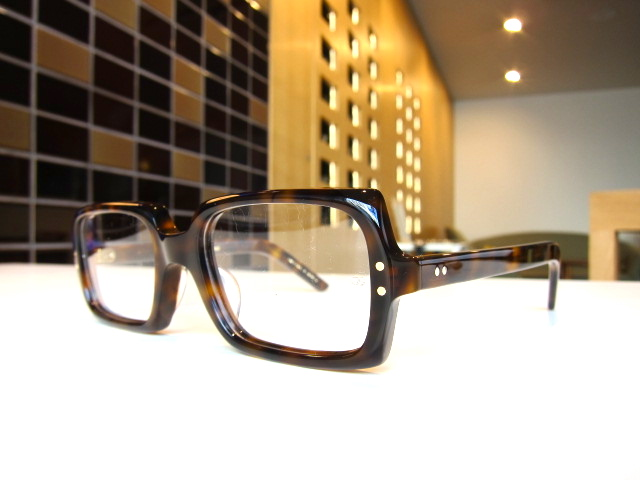OLIVER GOLDSMITH MILTON 50 カラー:Darker Tortoiseshell